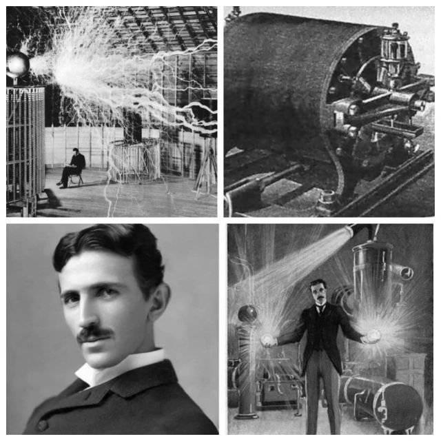 Никола тесла биография кратко, изобретения ученого-физика