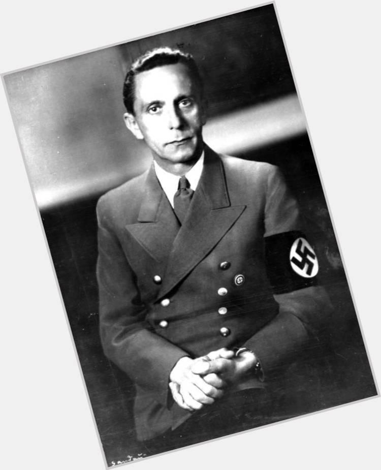 Йозеф геббельс: гений пропаганды нацисткой германии   история