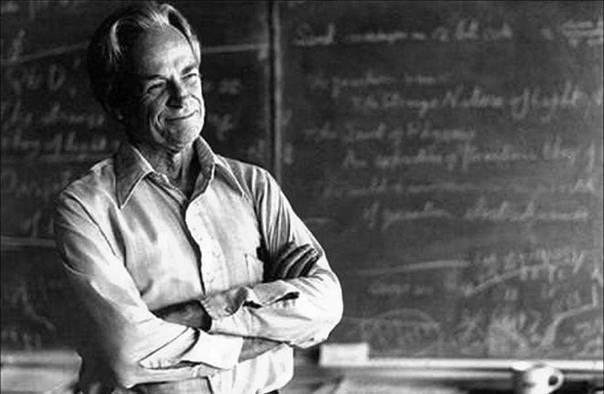 Ричард фейнман — биография. факты. личная жизнь