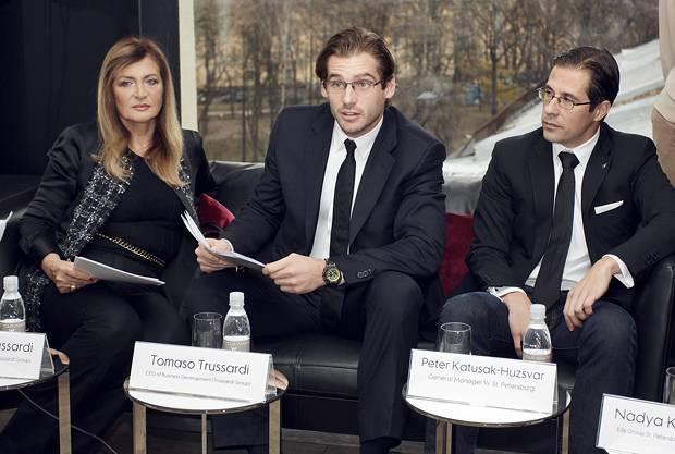 Томазо труссарди: «цель – достичь оборота в 280 млн к 2020 году»