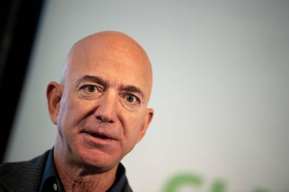 Джефф безос - портрет финансового гения, основавшего amazon