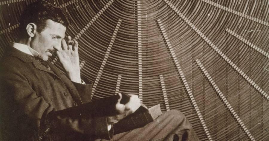 Краткая биография николы тесла самое главное