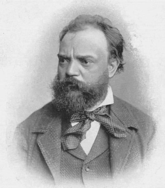 Антонин леопольд дворжак
