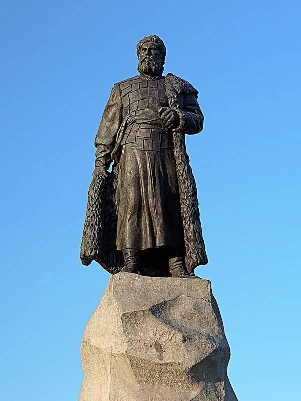 Хабаров, ерофей павлович — википедия