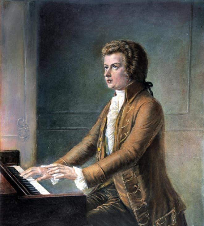 Биография вольфганга амадея моцарта — творчество, личная жизнь и семья