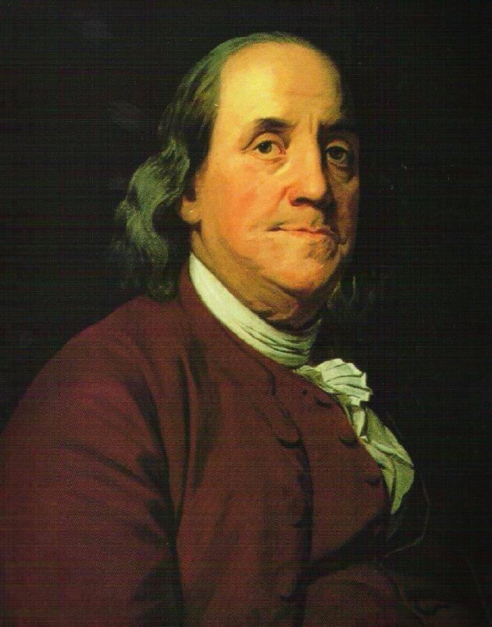 Франклин, джон