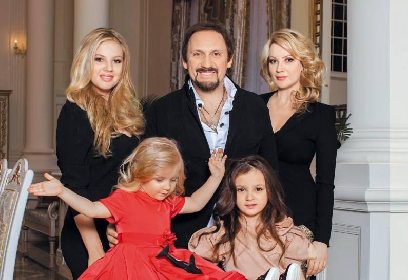 Стас михайлов – биография, фото, личная жизнь, жены, дети, рост и вес, слушать песни онлайн 2018 | биографии