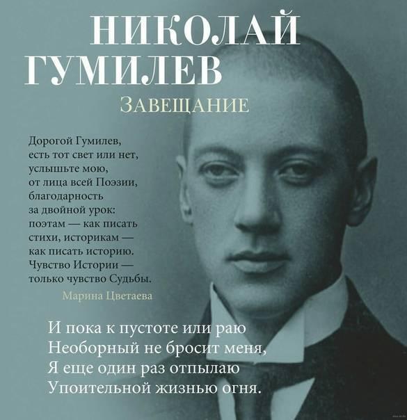 Николай гумилёв: африканские главы биографии
