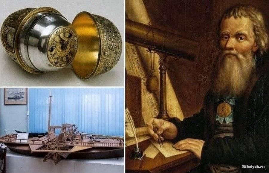 Иван кулибин — известный старообрядец