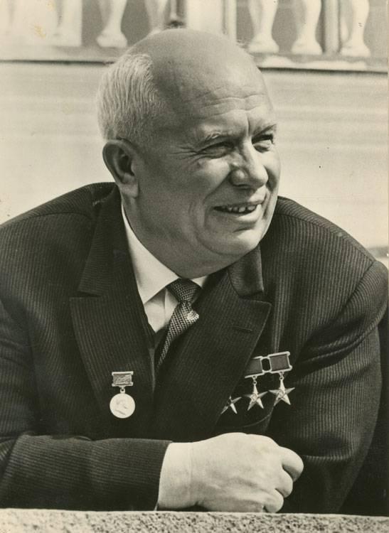 Никита сергеевич хрущёв: краткая биография