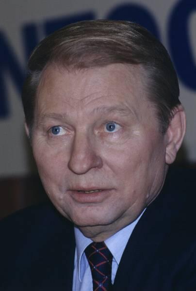 Кучма, леонид данилович