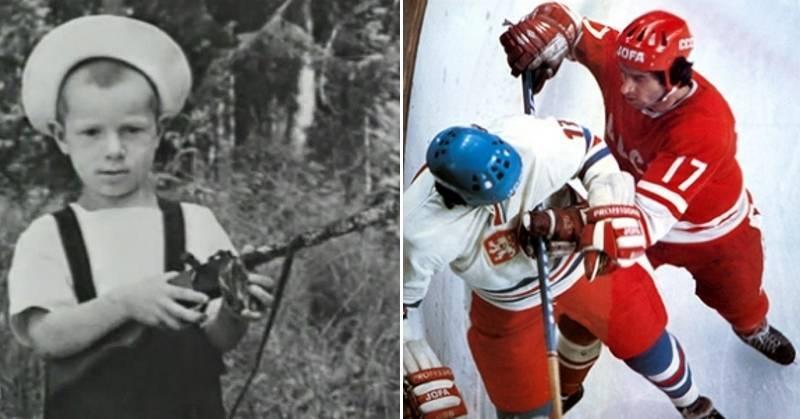 Неизвестный валерий харламов. биография легенды №17 или легенда о хоккеисте.