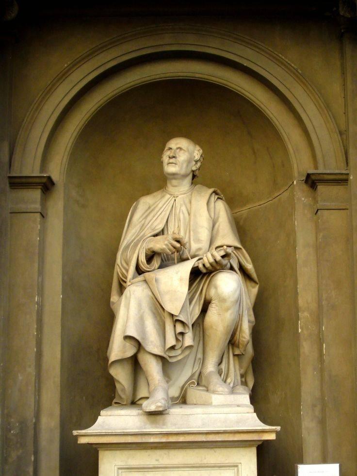 Великий итальянский архитектор и скульптор филиппо брунеллески