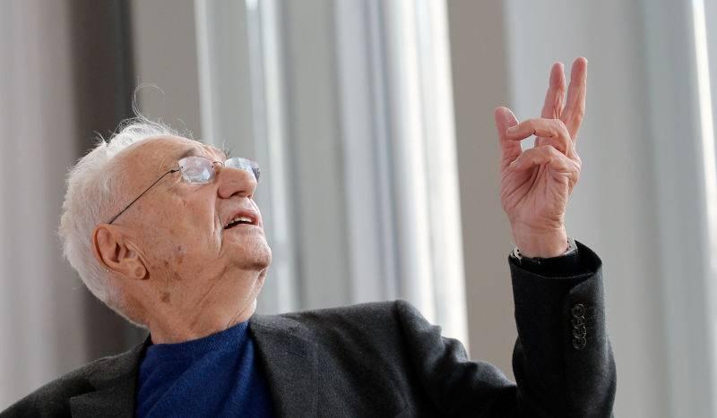 Фрэнк гери — википедия. что такое фрэнк гери