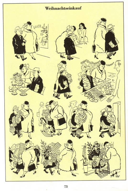 Херлуф бидструп — философ-карикатурист