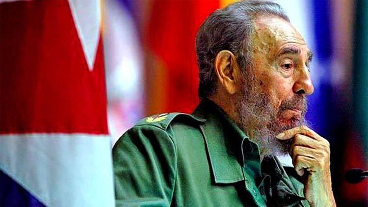 Кастро, фидель – биография - русская историческая библиотека