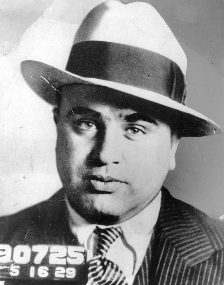 Кто такой аль капоне: биография, история босса чикагской мафии, фото