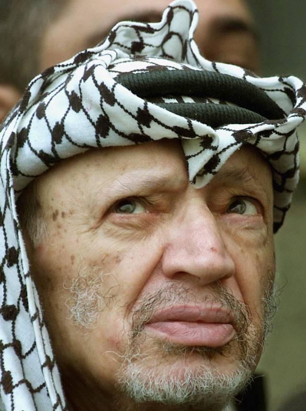 Биография Ясира Арафата