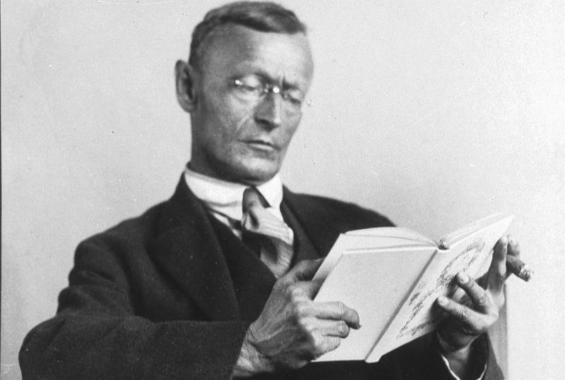 Герман гессе биография и творчество