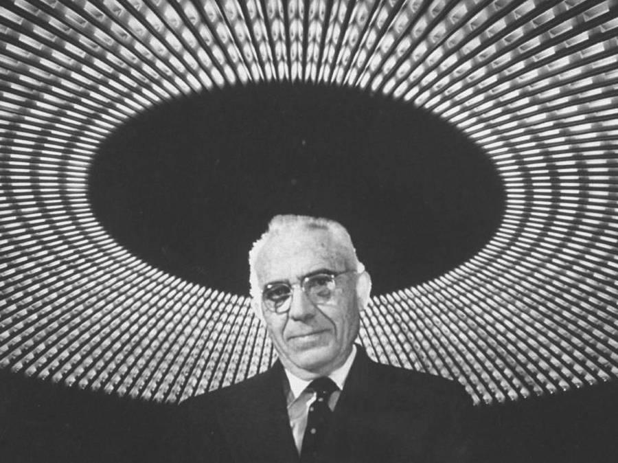 Пьер луиджи нерви » биографии знаменитых людей, фото