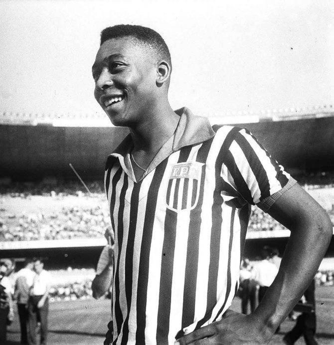 Футболист пеле - биография, личная жизнь, фото