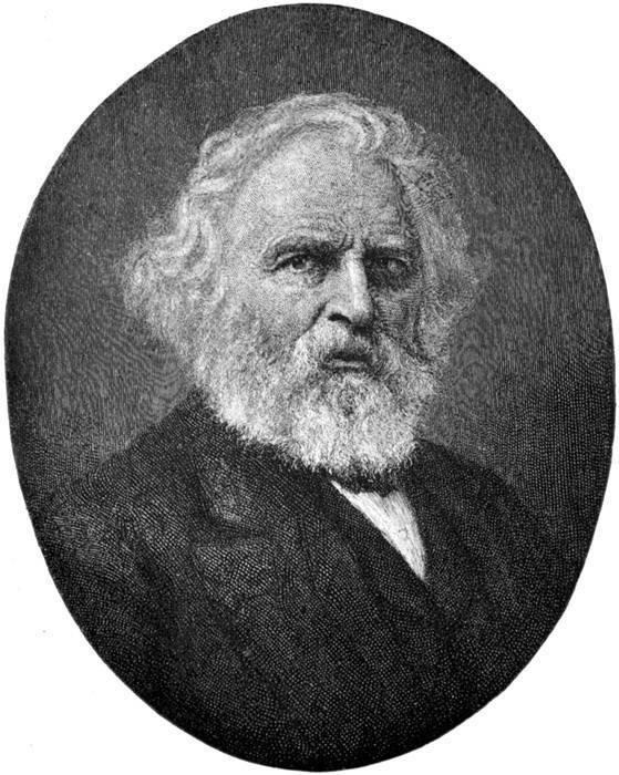 Генри лонгфелло: биография и творчество