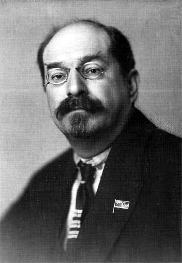Анатолий луначарский: большевик среди интеллигентов