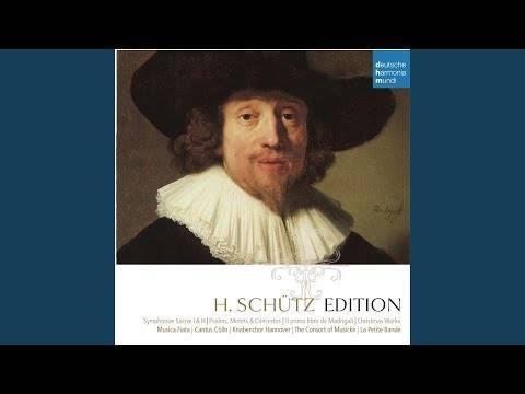 Генрих шютц (1585–1672). 100 великих композиторов