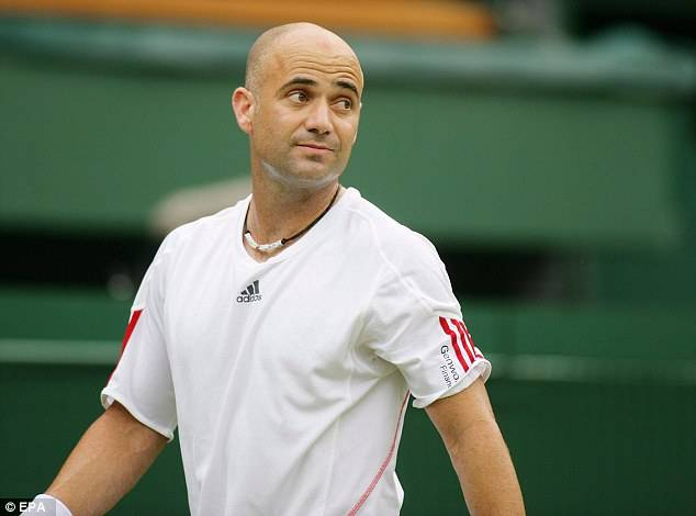 Andre agassi - wife, career & stats - biography