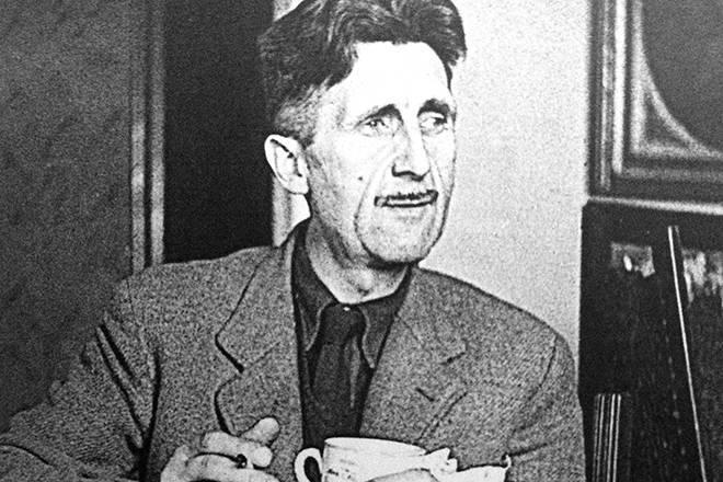 Джордж оруэлл биография, творчество, цитаты | readcafe