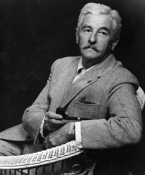 Уильям фолкнер биография кратко – творчество и интересные факты из жизни писателя