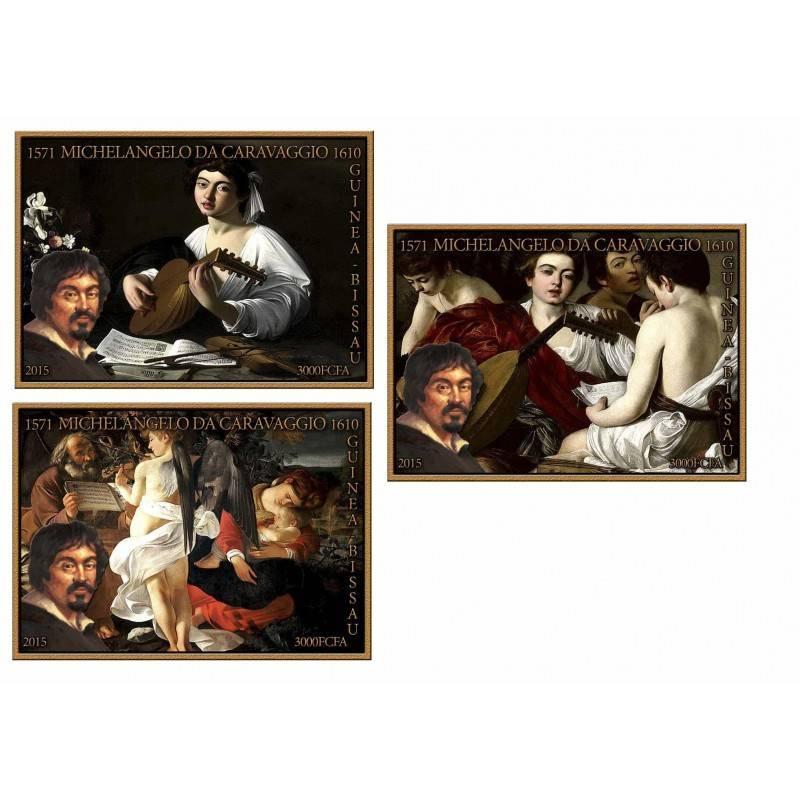Караваджо - картины, произведения искусства и творчества, смерть - биография