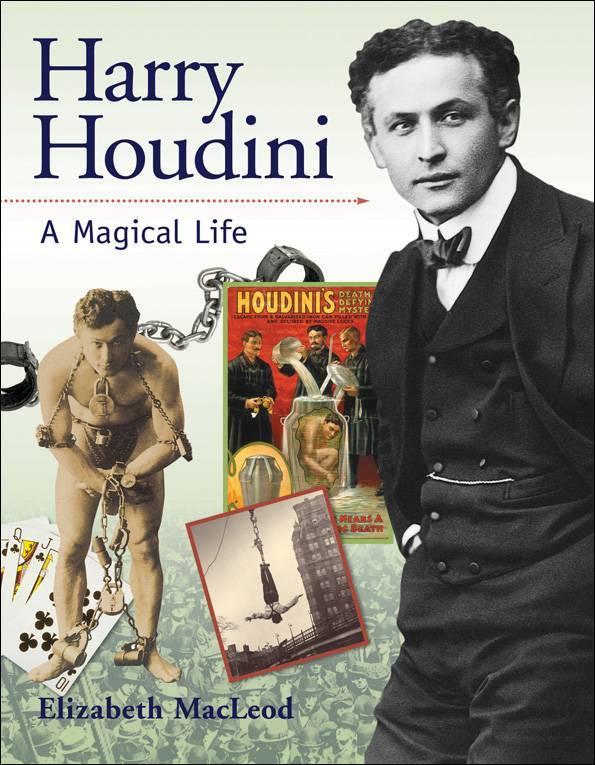 Гарри гудини: биография великого фокусника и факты