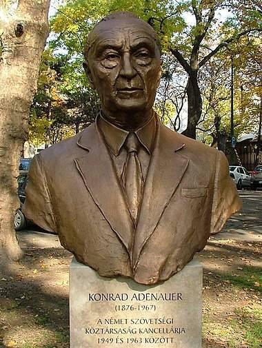 Аденауэр, Конрад