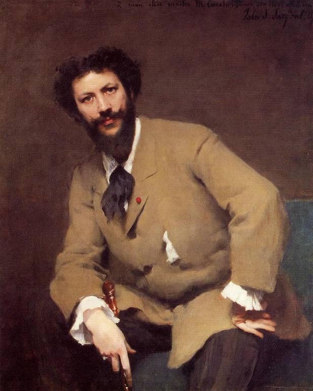 Джон сингер сарджент — биография и картины - галерея