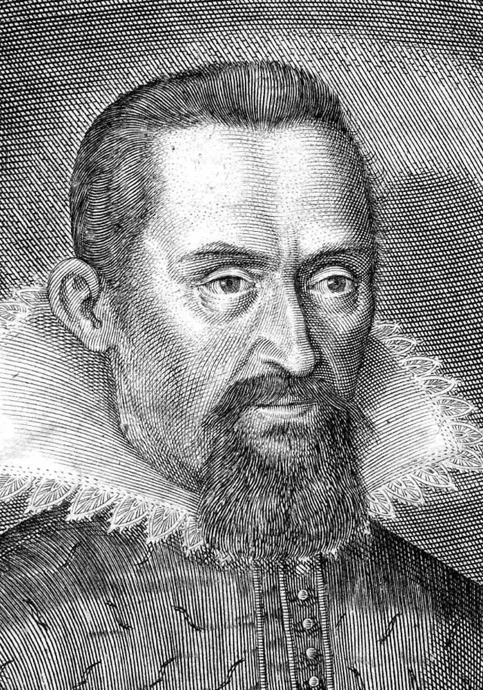 Кеплер иоганн: биография, фото и интересные факты :: syl.ru