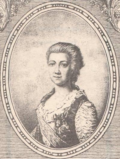 Екатерина романовна дашкова — краткая биография