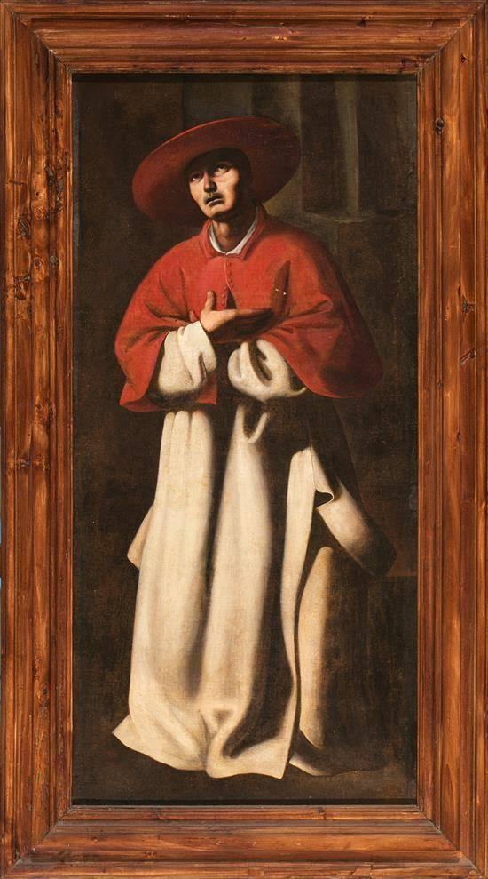 Испанская живопись франсиско сурбаран. франсиско де сурбаран (15981664) франсиско де сурбаран родился в 1598 г. в небольшом андалусском селении в семье. - презентация