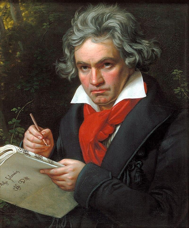 Бетховен — один из величайших композиторов мира