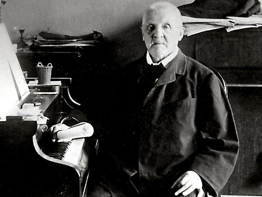 Антон брукнер - персоны - санкт-петербургская академическая филармония имени д.д. шостаковича