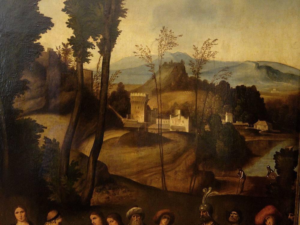 Джорджо барбарелли да кастельфранко (джорджоне) биография, творчество, галерея