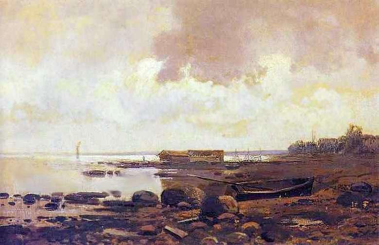 Фёдор васильев: жизнь и творчество художника