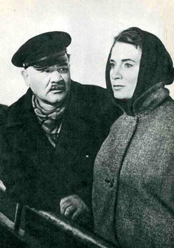 Актер андреев борис фёдорович: биография, семья, фильмы