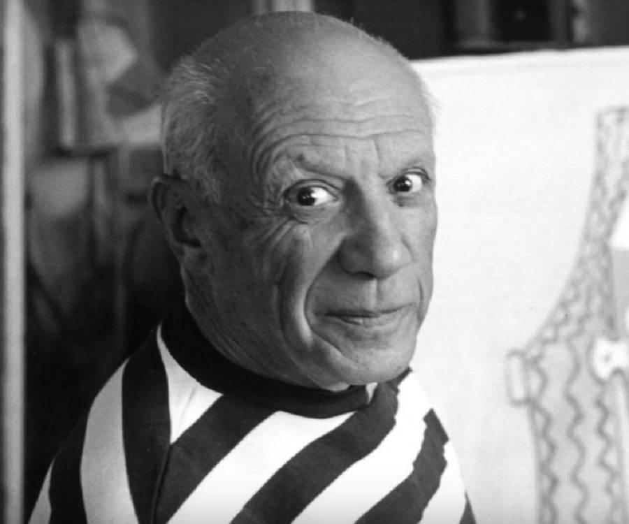 Биография пикассо