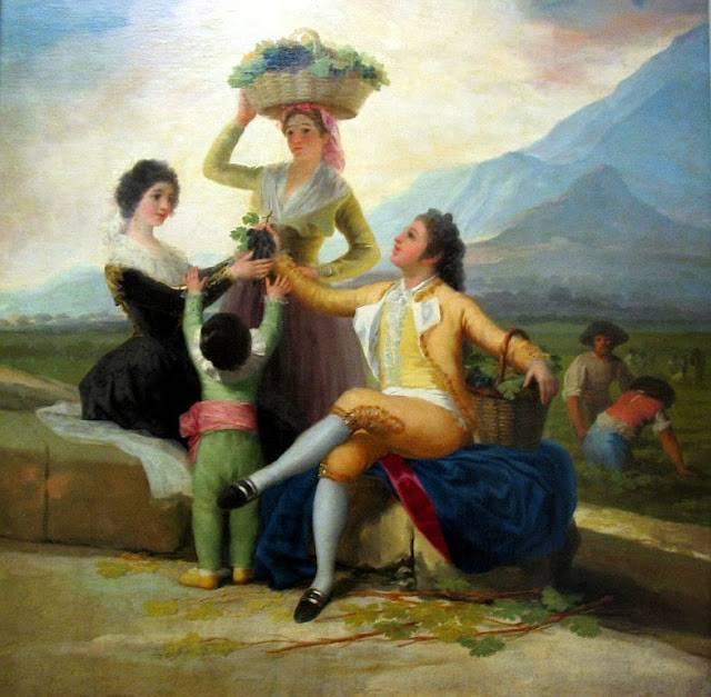 Гойя франсиско. художник, картины, биография