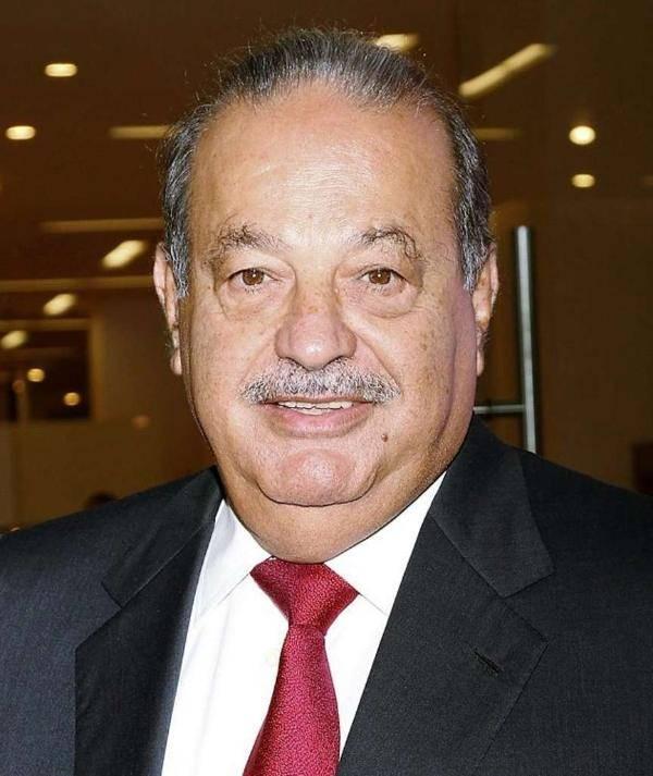 Карлос слим элу. биография, путь к успеху миллиардера. читайте!