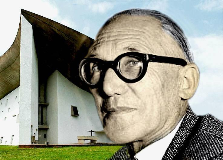 Главный архитектурный модернист хх века – ле корбюзье. достопримечательности, созданные им