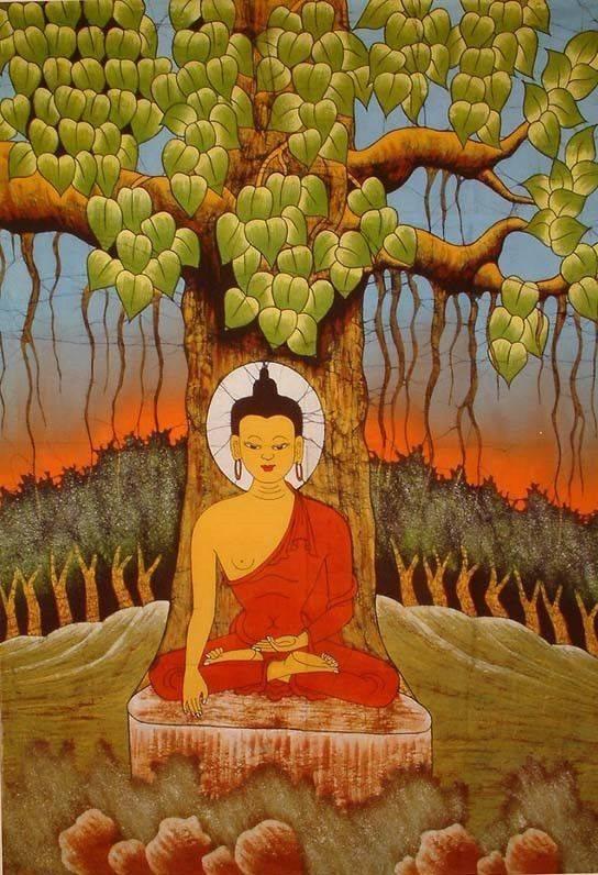 Как выглядел будда на самом деле?