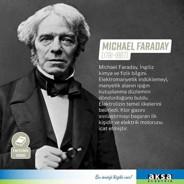 Майкл фарадей - биография, факты, открытия