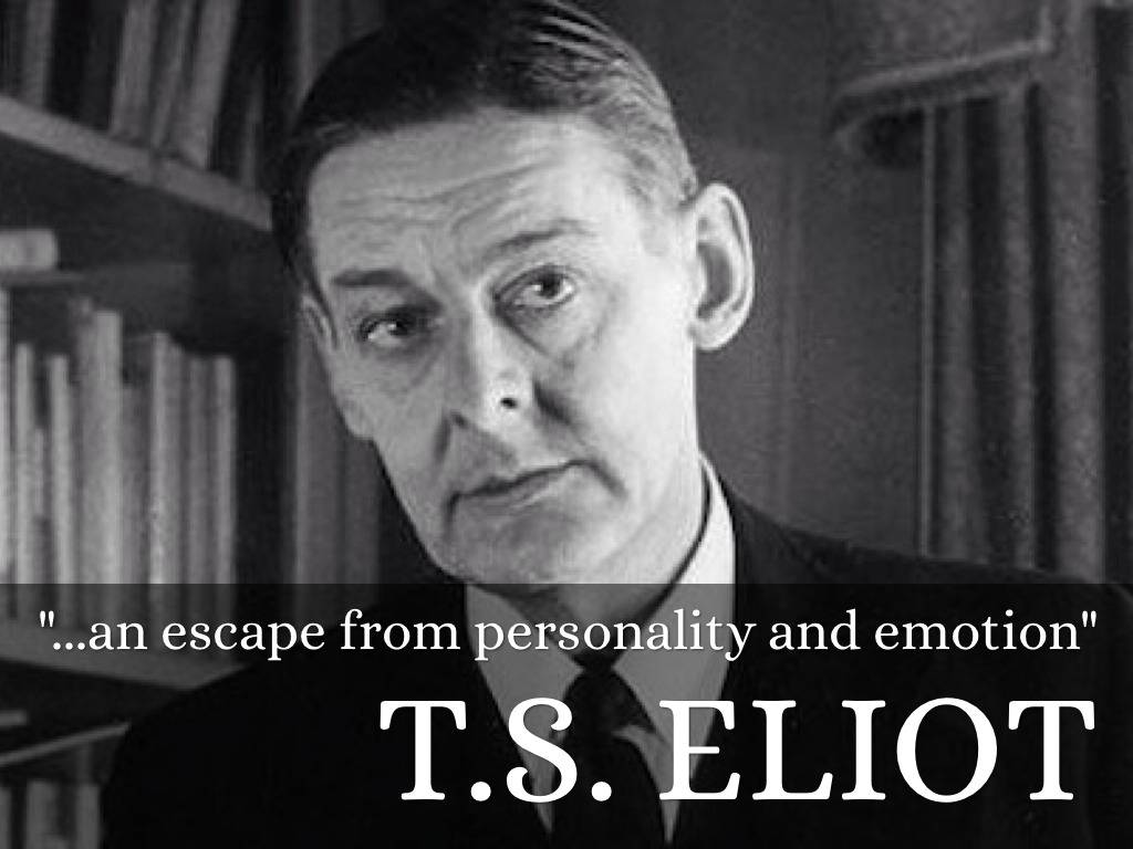 Томас элиот (1888-1965). 100 великих поэтов